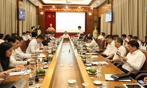 Ngành BHXH Việt Nam tăng tốc về đích năm 2020