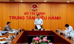 Đảng ủy Bộ Tài chính tổ chức Hội nghị Ban Chấp hành Đảng bộ lần thứ 6