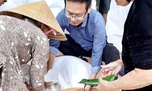 Hoàn thành xuất cấp gạo, trang thiết bị hỗ trợ người dân miền Trung đợt 1