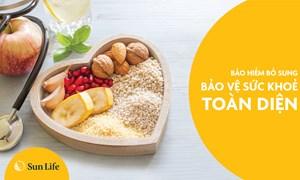 Sun Life Việt Nam ra mắt sản phẩm bảo vệ sức khỏe toàn diện cho khách hàng