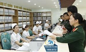 Hướng dẫn thanh toán chi phí khám, chữa bệnh BHYT cho đối tượng là thân nhân quân nhân?