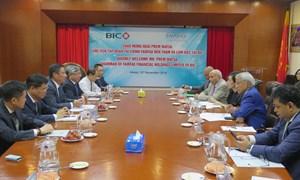 Chủ tịch Tập đoàn FairFax Prem Watsa thăm và làm việc tại BIC