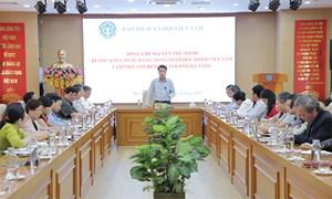BHXH các tỉnh miền Trung nỗ lực vượt qua khó khăn để về đích