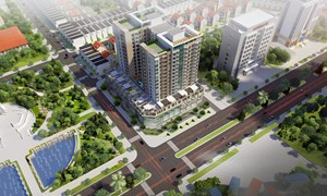 Lotus Central - Vị trí đắc địa tại trung tâm Thành phố Bắc Ninh