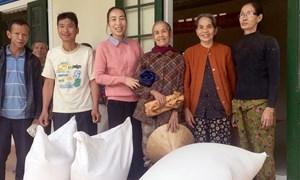 Xuất cấp 4.303,465 tấn gạo dự trữ quốc gia hỗ trợ 3 tỉnh bị thiên tai, mưa lũ
