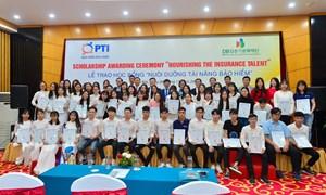 PTI trao 83 suất học bổng cho sinh viên các trường đại học trên toàn quốc