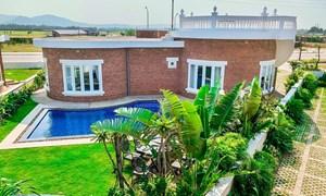 Điểm nhấn trong thiết kế Hoa Tiên Paradise - Xuân Thành Golf and Resort