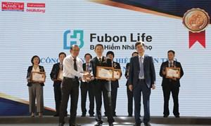 Fubon Life Việt Nam nhận giải thưởng
