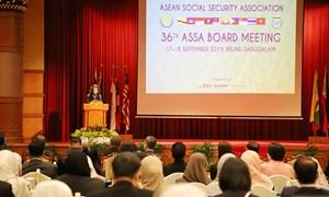 Sắp khai mạc hội nghị trực tuyến của Hiệp hội An sinh xã hội ASEAN lần thứ 37