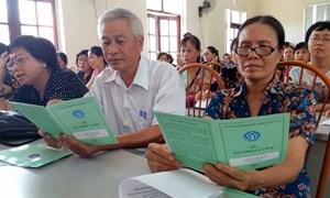 Giải pháp tăng tỷ lệ tham gia BHXH tự nguyện