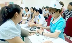 Khoảng 14,5 triệu lượt người khám chữa bệnh BHYT trong tháng 11/2018