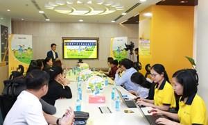 """Sun Life Việt Nam tổ chức quay thưởng chương trình """"Sống Tươi Khỏe, Sáng Tương Lai"""""""