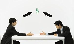 Bí quyết thương lượng mức lương cao