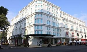 Khai trương Trung tâm Vincom Center A ở Thành phố Hồ Chí Minh
