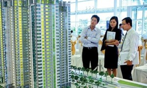 Thị trường căn hộ cao cấp: Giảm giá để tăng thanh khoản