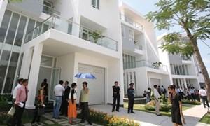 Chỉ số giá nhà ở tại TP.Hồ Chí Minh giảm 1,7 điểm