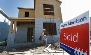 Giá nhà tại Mỹ tăng mạnh nhất trong hơn 2 năm qua