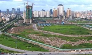 Bảng giá đất 2013 của Hà Nội: Cao nhất vẫn 81 triệu đồng/m2