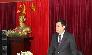 Bộ trưởng Vương Đình Huệ: Sẽ đề xuất gói giải pháp tài khóa kích cầu bất động sản