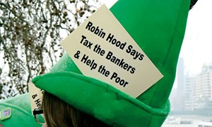 """EU phê chuẩn thuế """"Robin Hood"""""""