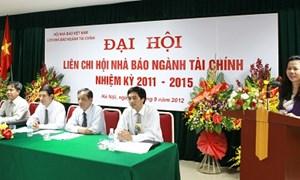 Báo chí góp phần thực hiện thắng lợi nhiệm vụ tài chính – ngân sách năm 2012