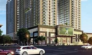 Dự án Hòa Bình Green City xây không phép