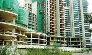 Điều chỉnh cơ cấu của dự án có 500 căn hộ trở lên phải được Bộ Xây dựng quyết