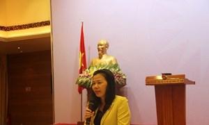 Thứ trưởng Bộ Tài chính Vũ Thị Mai: Công khai, minh bạch để việc điều hành giá xăng dầu tốt hơn