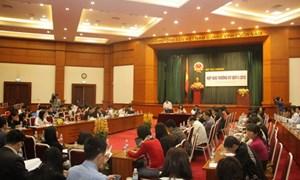 Thực hiện nhiều giải pháp quyết liệt hoàn thành nhiệm vụ thu ngân sách năm 2013