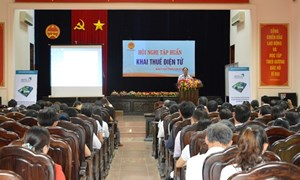 Cục Thuế Quảng Trị: Thu ngân sách đạt 76,4% dự toán