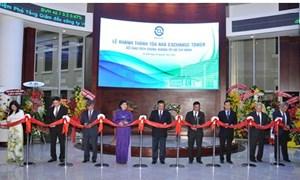 HOSE: Kỷ niệm 14 năm hoạt động thị trường chứng khoán và khánh thành tòa nhà Exchange Tower