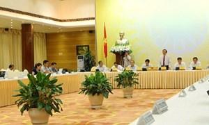 """Bộ trưởng Nguyễn Văn Nên: Giải đáp thỏa đáng nhiều câu hỏi """"nóng"""" của báo giới"""