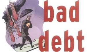 Đã xử lý được 54,3% tổng số nợ xấu
