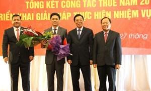 Cục Thuế Hà Nội: Thực hiện thắng lợi nhiệm vụ thu ngân sách năm 2014