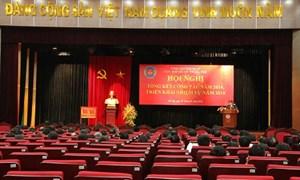 """Hải quan Hà Nội: Thắng lợi trên nhiều """"mặt trận"""" trong năm 2014"""