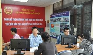 Cục Thuế TP Hà Nội: Tích cực triển khai tháng hỗ trợ người nộp thuế