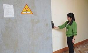 Tháng 5/2015, sẽ tổ chức Hội nghị cán bộ quản lý an toàn bức xạ