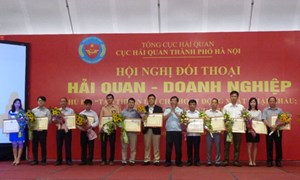 Hải quan Hà Nội: Tích cực tuyên truyền Luật Hải quan 2014 tới doanh nghiệp xuất nhập khẩu