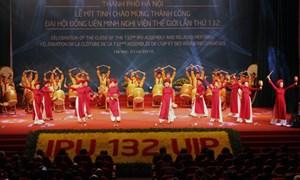 Việt Nam tổ chức thành công IPU – 132: Dưới góc nhìn báo chí nước ngoài