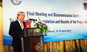 Dự án VN3.01/09: Hỗ trợ đào tạo nhân lực hiệu quả cho phát triển điện hạt nhân ở Việt Nam