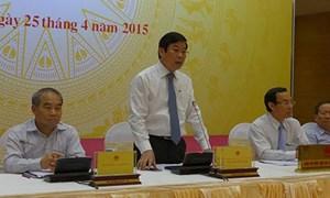 Bộ trưởng Nguyễn Bắc Son thông tin về Đề án quy hoạch báo chí