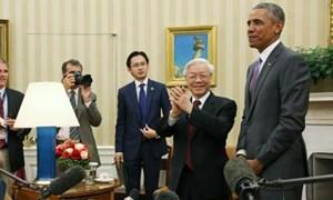 Nhìn nhận tích cực về chuyến thăm Hoa Kỳ của Tổng Bí thư