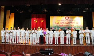 Đổi mới mạnh mẽ công tác xây dựng Đảng nhiệm kỳ 2015 – 2020