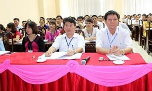 Cục Thuế Thái Nguyên: Tập huấn hai thông tư trong một ngày