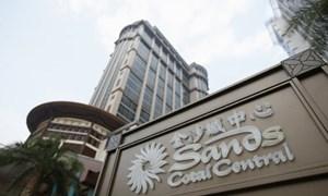 Macau bắt giữ 17 người liên quan đến rửa tiền