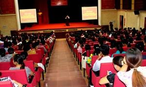 Cục Thuế Thái Nguyên tập huấn chính sách thuế mới cho doanh nghiệp