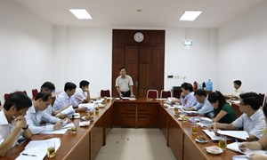 Không ngừng đẩy mạnh công tác tuyên giáo trong nhiệm kỳ 2015 - 2020