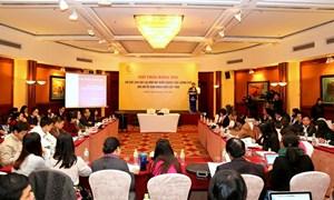 Hội thảo khoa học Cơ chế cho vay lại vốn vay nước ngoài của Chính phủ đối với UBND cấp tỉnh