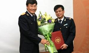 Công bố Quyết định bổ nhiệm Phó cục trưởng Cục Hải quan TP. Hà Nội