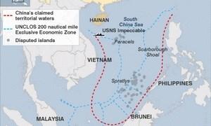 Truyền thông quốc tế: Lên án hành động của Trung Quốc ở Biển Đông